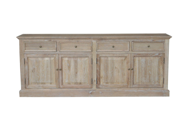 White Washed Oak Sideboard