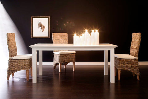 Hamptons Style Dining Table 180cm