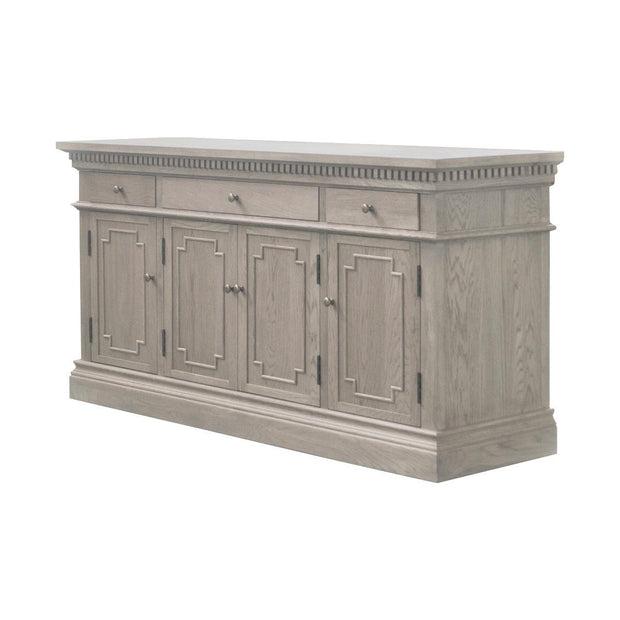 St James Sideboard - Weathered Oak
