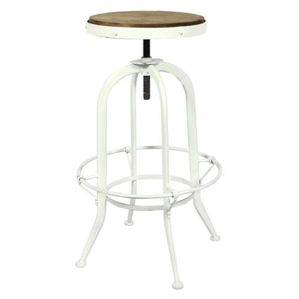 Adjustable Workshop Stool in 2 colours