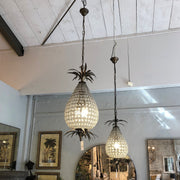Crystal Pineapple Chandelier - Large