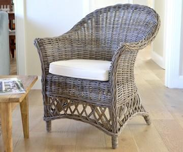 Charlotte Chair Kubu Grey