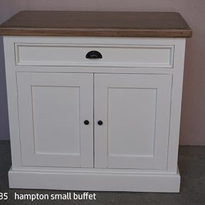 Buffet 2 Door / 1 Drawer - Natural Top