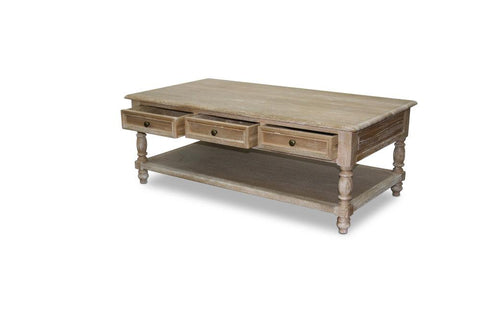 Henrietta Oak  -  Coffee Table