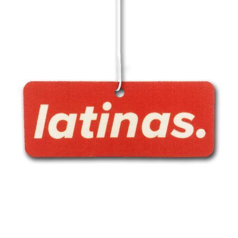 Latinas Air Freshener