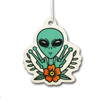 Peace Out Alien Air Fresher