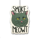 Smoke Meowt Air Freshener