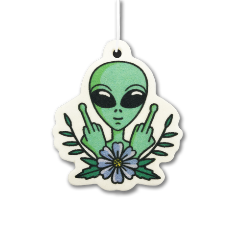 Bird Alien Air Freshener