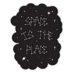 Space Constellation Sticker