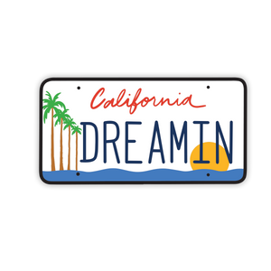 Cali Dreamin' Sticker