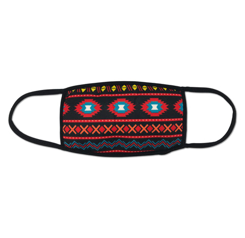 Aztec New Mexico Face Mask