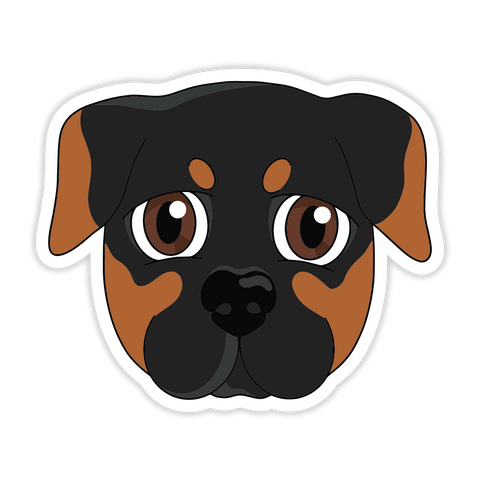 Anime Rott Sticker