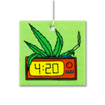 What Time Is It Air Freshener