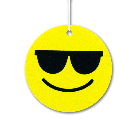 Smiley Shades Air Freshener