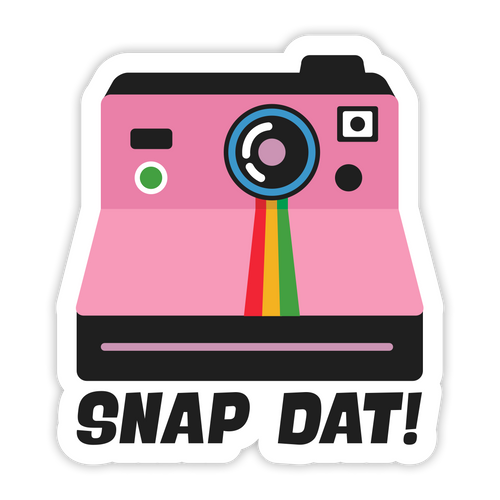 Snap That Sticker