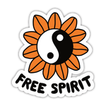 Free Spirit Sticker