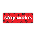 Stay Woke LV Sticker