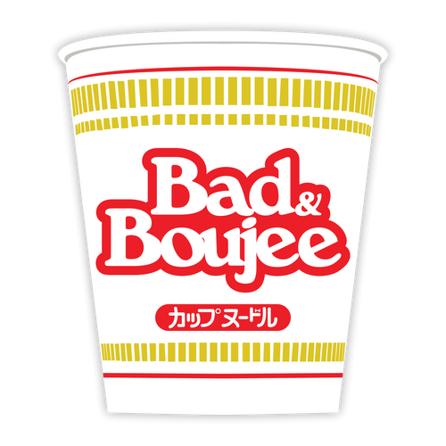Bad Soup Sticker