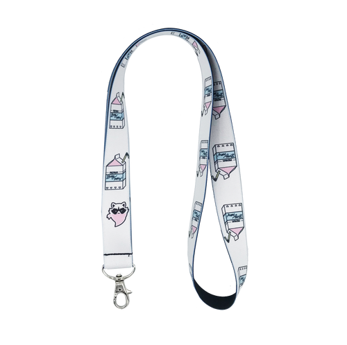 Boy Tears Lanyard