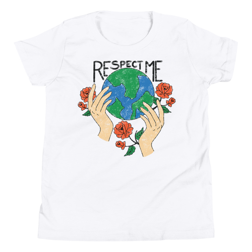 Respect the Earth Tee Shirt