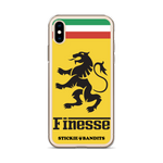 Finesse iPhone Case
