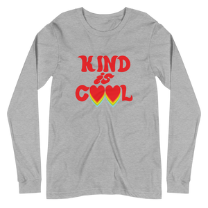 Kind is Cool Unisex Long Sleeve Tee