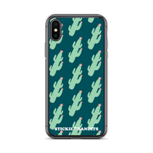 Load image into Gallery viewer, Cactus iPhone Case