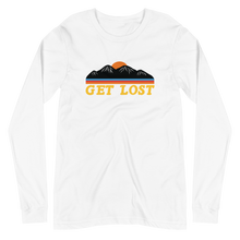 Load image into Gallery viewer, Get Lost Unisex Long Sleeve Tee