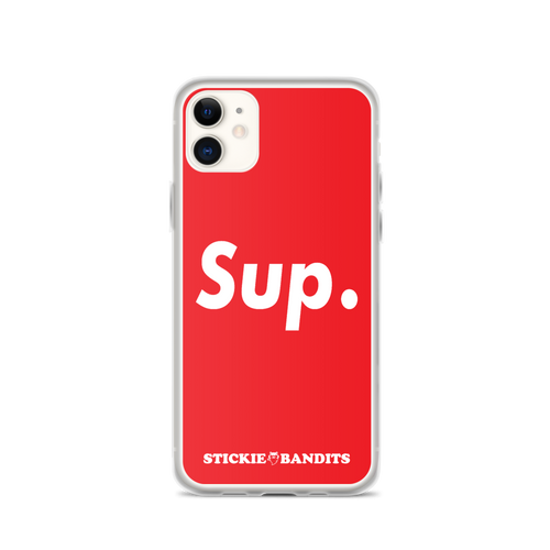 Sup. iPhone Case