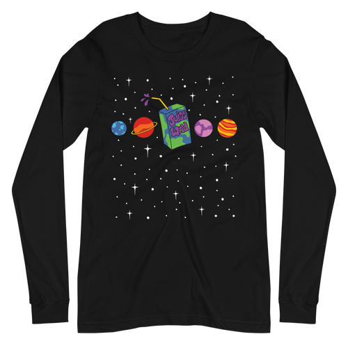 Juice Box Galaxy L/S Tee