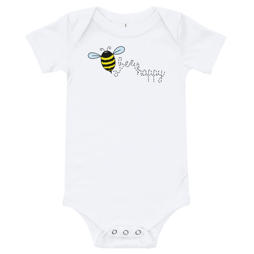Bee Happy Onesie