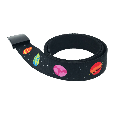 Galaxy Web Belt