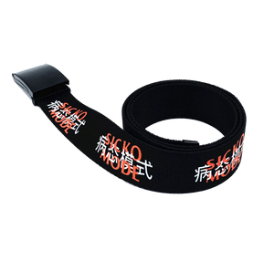 Sicko Stamp Web Belt