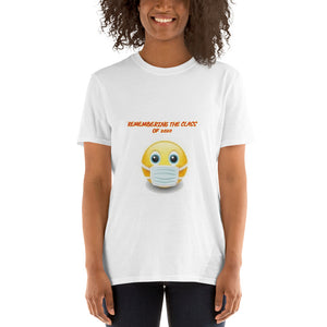Short-Sleeve Graduation 2020 Unisex T-Shirt