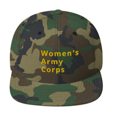 Load image into Gallery viewer, Women's Army Corps Cap Hat