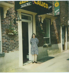 The original Calico Boutique store.