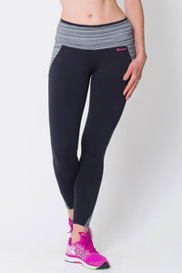 Black Superflex Leggings - CalicoMarket