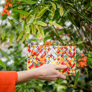 Eco-friendly Clutch Purse - CalicoMarket