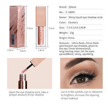Load image into Gallery viewer, Glitter Liquid Eyeshadow Eyeliner Makeup Festival Eye Shadow - CalicoMarket