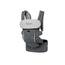 Load image into Gallery viewer, Bebefit Smart Baby Carrier  | Dark Gray - CalicoMarket