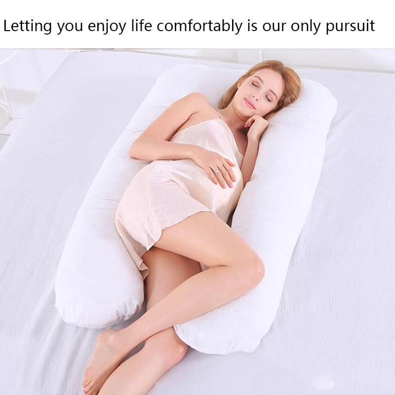 New Sleeping Support Pillow For Pregnant Women - CalicoMarket