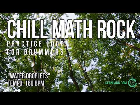 Chill Math Rock -