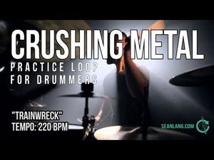 "Crushing Metal - ""Trainwreck"""