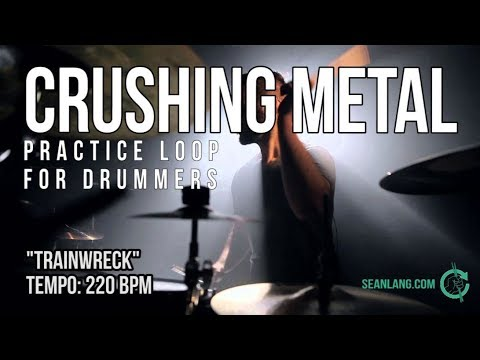 Crushing Metal -