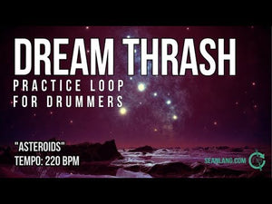 "Dream Thrash - ""Asteroids"""