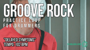 "Groove Rock - ""Delayed Symptoms"""