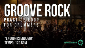 "Groove Rock - ""Enough Is Enough"""