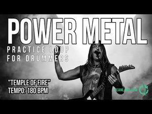 "Power Metal - ""Temple Of Fire"""