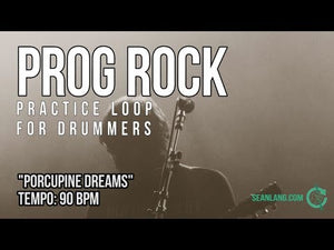 "Prog Rock - ""Porcupine Dreams"""