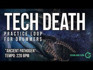 "Tech Death - ""Ancient Pathogen"""